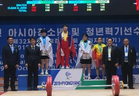 Day 4: More Days More Medalists Congratulation for the Uzbek ...