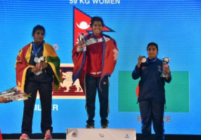 13th South Games: First Gold for Nepal Lifter in Women and 4 ...