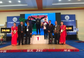 Result BOOK of 13th South Asian Games - Weightlifting is ava ...