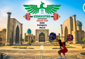 1st Online International Weightlifting Cup in Uzbekistan