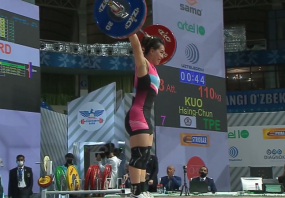 KUO Broke 2 World and Asian Records – Women 59kg