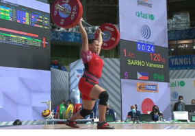 Chinese lifters did it again! New Word and Asian Records in  ...